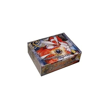 Bandai Battle Spirits TCG SCARS OF BATTLE Booster Box SEALED!!