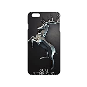 game of thrones family 3D Phone Case for iphone 6 plus