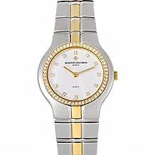 Vacheron Constantin quartz womens Watch 16514/967M-7 (Certified Pre-owned)