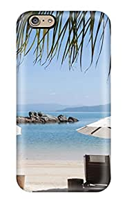 High-quality Durable Protection Case For Iphone 6(beach Palms)