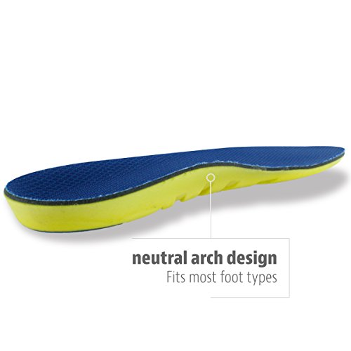 096506130075 - Sof Sole Athlete Insoles, 11-12.5 carousel main 3