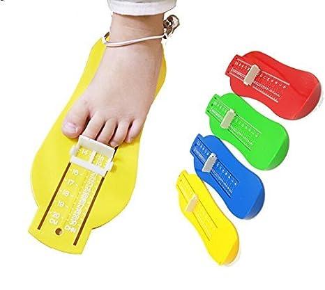 Children Toddler Shoe Measuring Gauge Foot Measure Fit Tool Size UK 1-14