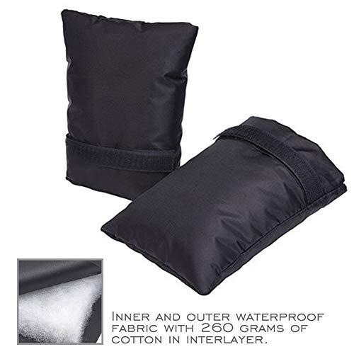 Grifo Cover Bolsa Calcetines de Invierno Faucet Congelación Calcetines grifo calcetines al aire libre manguera para cama de congelación Protección: ...
