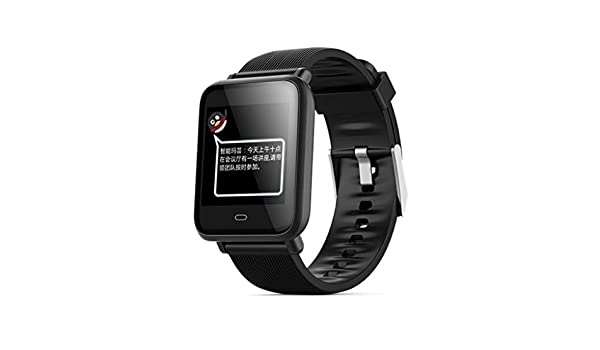 UTHDELD Smartwatch Q9 Smart Sports Watch Bracelet 1.3, Morado con ...