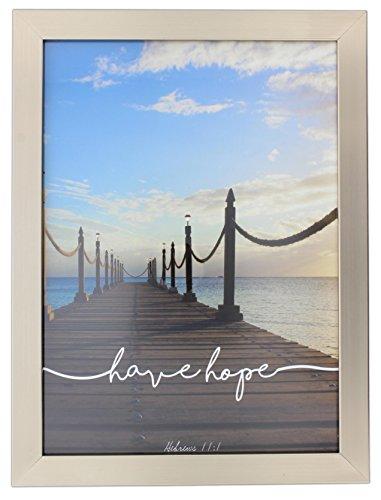 Living 31 16 X12  Inspirational Scenic Framed Art Print  Have Hope