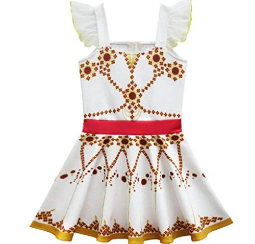 Chunks of Charm Leaping Ballerina Costume-Gold from