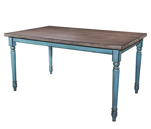 Powell Furniture Willow Dining Table, Multicolor