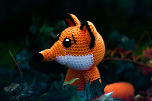 Rusty the Red Panda amigurumi pattern by A Morning Cup of Jo ... | 333x500