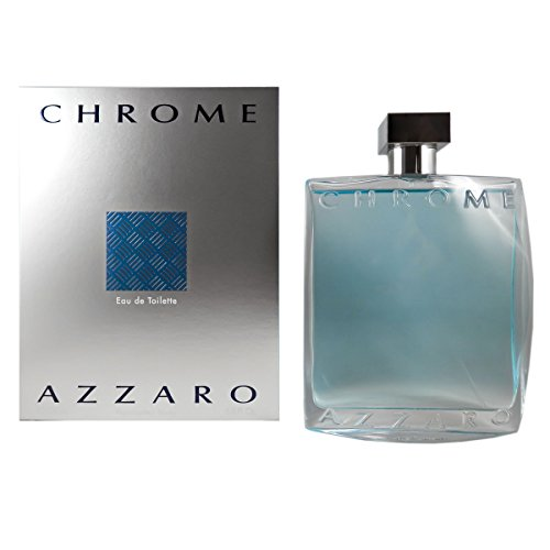 Azzaro Chrome By Azzaro Edt Spray 6.8 Oz for Men