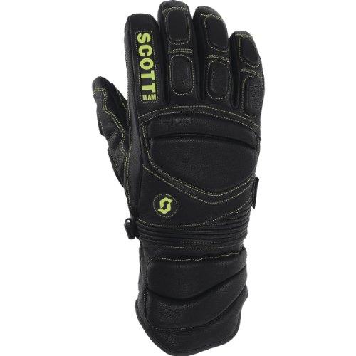 SCOTT USA Team Glove, Black, ()