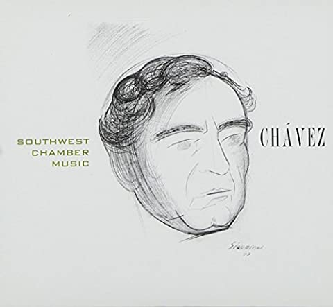 Chavez: Southwest Chamber Music (Complete Chamber Music, Vol. 4) - Complete Keyboard Music