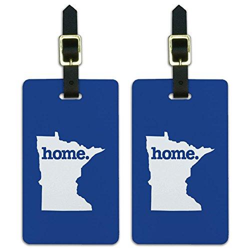 Minnesota Home State Luggage Suitcase
