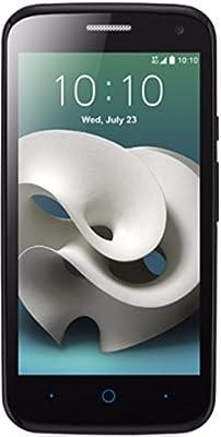 ZTE Blade A430 Smartphone, 4,5 Pulgadas Quadcore 4G LTE, Color Negro: Amazon.es: Electrónica