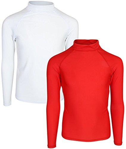 Ingear Swim swim shirts red 2019