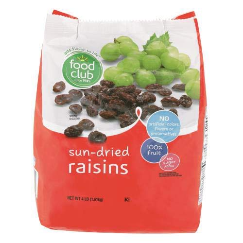 Dried Fruit (Pack of 8)