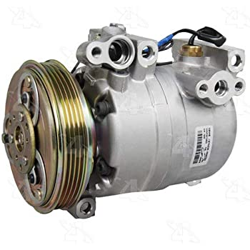 Four Seasons 58445 New AC Compressor