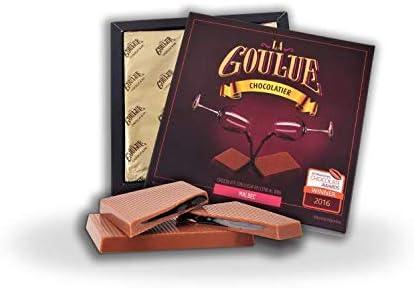 Belgium Dark Chocolate with Malbec