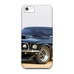 Fashionable Style Case Cover Skin For Iphone 5c- Mustang Boss 429 '1969