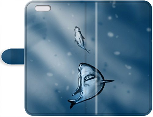 hot-hot-style-protective-leather-case-cover-for-iphone-se-iphone-5-5sfish-miko-sharks-artwork-drawin