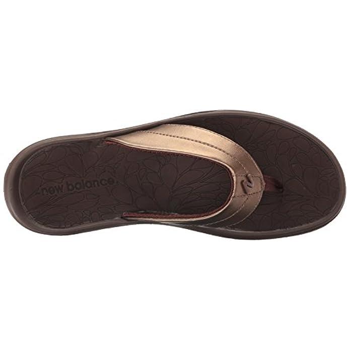 Sandalo Da Donna Revive Thong Bronze 8 B Us