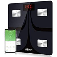 Abyon Digital Bluetooth Weight and Body Fat Scale