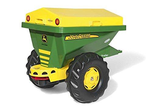 Rolly Toys Anhänger Streumax John Deere