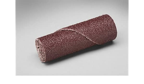 36 Grit 1-1//2 Diameter x 1 Width Pack of 100 Brown 3M  Cloth Band 341D
