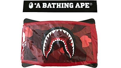 e05d0f79d961 bape red camo shark mask - Buy Online in UAE.