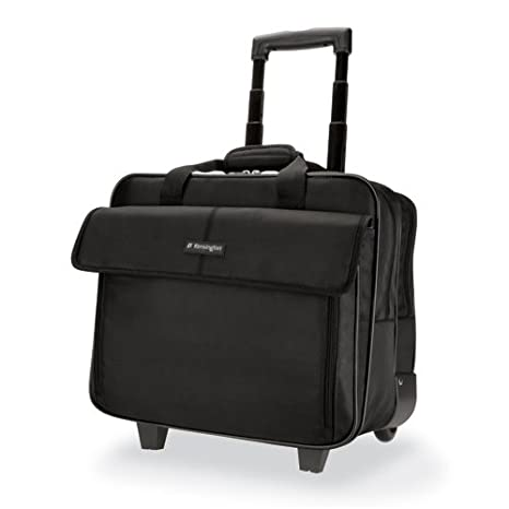 "Kensington K62565US maletines para portátil 39,1 cm (15.4"") Trolley Case Negro"