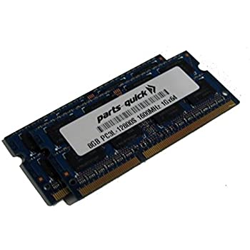 8GB PC3-10600 DDR3-1333 SODIMM Memory for HP EliteBook 8560w Mobile Workstation