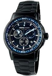 Momo Design Pilot Pro Crono Quartz watch, Chronograph, 46mm. MD2164BK-20