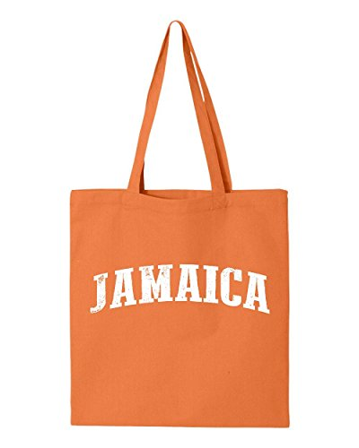 Ugo What To Do in Jamaica Kingston Montego Bay Travel Deals Map Jamaican Flag Tote Handbags Bags Work School - Outlet Westgate