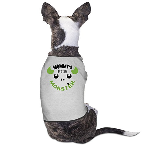 Dog Monster Ducati - YRROWN Mommy's Little Monster Dog Coats