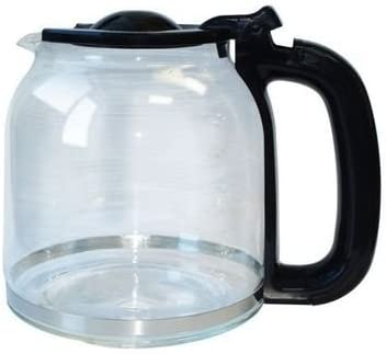 ximoon 12 tazas, jarra de vidrio para cafetera de Oster bvst ...