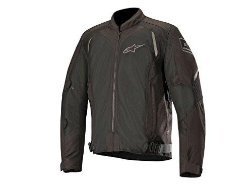 [해외] alpinestars(알파인 스타의)오토바이 재킷 블랙/블랙 (사이즈:L) WAKE(웨이구)AIR재킷 1693860103