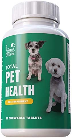 Smart Healthy Dogs Total Pet Health Supplement