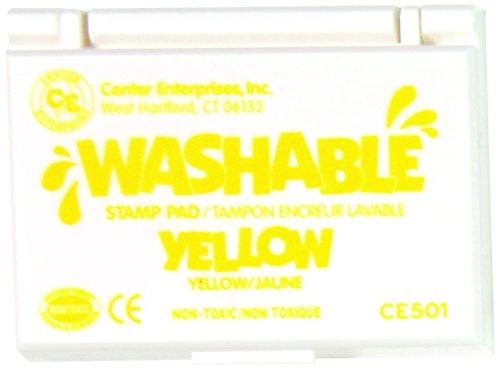 Center Enterprise CE501 Washable Stamp Pads, - Americas Las Center Outlet