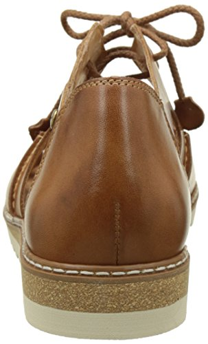 Pikolinos Wedge Heels W1l Sandals Brown brandy Women''s Alcudia v17 SwO4ISxqr