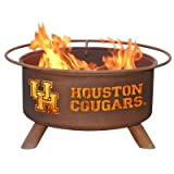 Cheap Patina Products F432 University of Houston Fire Pit