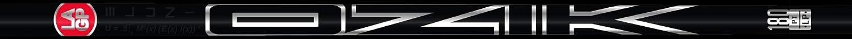 LA ゴルフシャフト Ozik TP パターシャフト ブラック 180グラム B07K6VNGHH