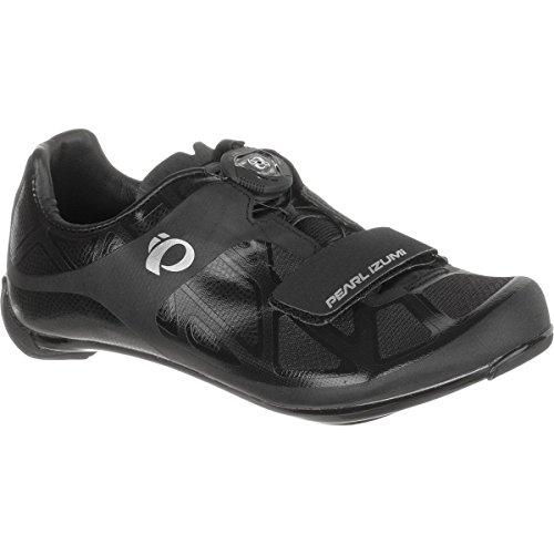 Rd Race (Pearl iZUMi Women's W Race RD IV Cycling Shoe, Black/Black, 41 EU/9.1 B US)