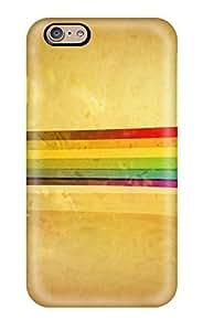 Hot Tpu Cover Case For Iphone/ 6 Case Cover Skin - Retro