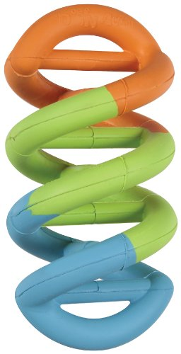 Jw Pet Company Dog Chew Toy - JW Pet Company Dogs iN Action Dog Toy, Small (Colors Vary)