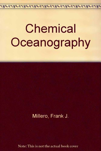 Chemical Oceanography