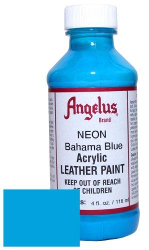 Angelus Acrylic Leather Paint 4oz Bahama