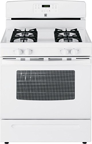 Kenmore 74032 5.0 cu. ft. Gas Range in White, includes delivery and hookup