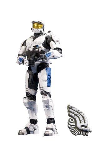 [McFarlane Toys Halo Anniversary Series 2 -Halo 2 Spartan Mark VI Figure] (Spartan Mark)