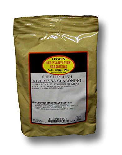 A.C. Legg Fresh Polish Kielbasa Seasoning