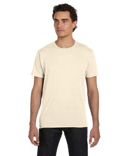 Alternative Apparel Organic Basic Crewneck T-Shirt, earth natural, XXX-Large