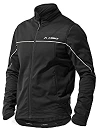 INBIKE Winter Men's Windproof Thermal Soft Shell Cycling Jacket Ultra Warm
